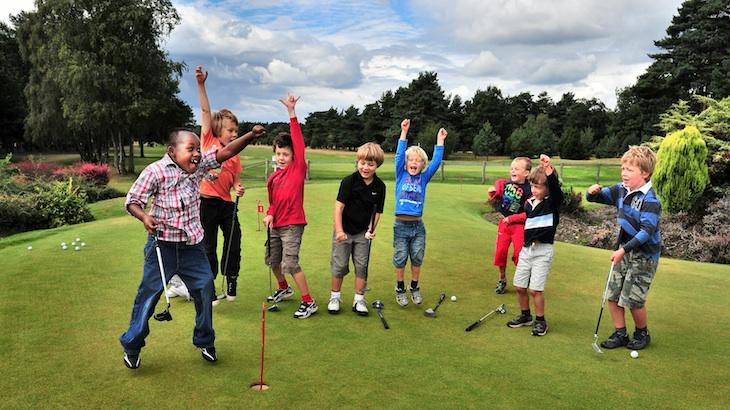 Golf Schools During
