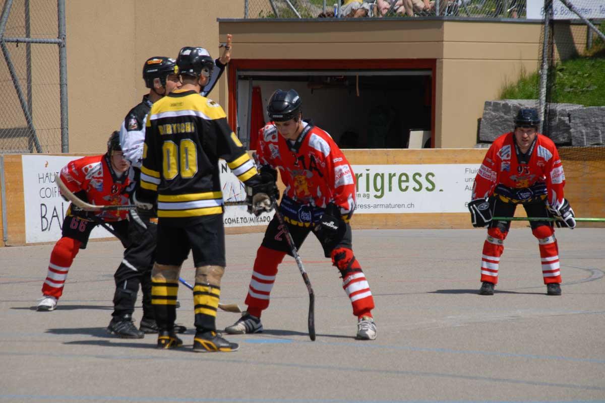 Street Hockey Equipment