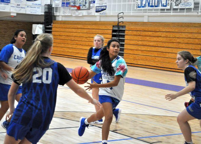 Basketball Practice0