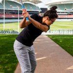Golfing in Adelaide